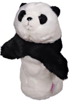 DAPHNE'S HEADCOVER FITSALL - PANDA BEAR