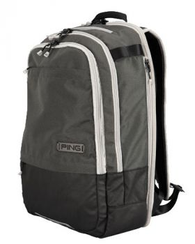 Ping Golf Backpack Bag Steel/Black