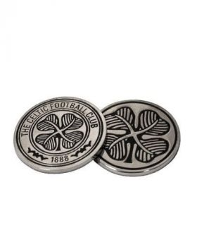 Premium Licensing Celtic 2-Side Soft Enamel Ball Marker