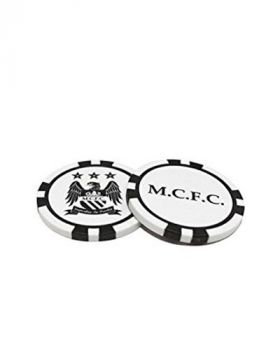Premium Licensing MCFC Poker Chip Marker Set