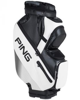 Ping DLX 164 Cart Bag - White
