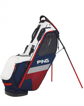 Ping Hoofer 181 Stand Bag - Navy/White/Red