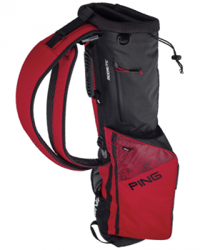 Ping Moonlite Carry Bag - Red