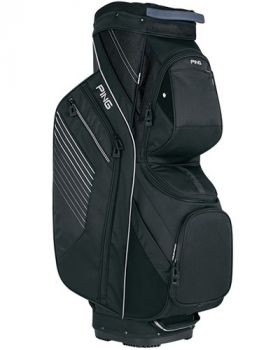 Ping Traverse 164 Trolley Bag - Black