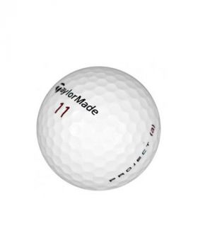 1 Dozen TaylorMade Project (a) Used Golf Balls