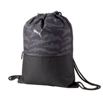 Puma Unisex Golf Carry Sack Bag - Black/Camo