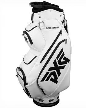PXG Glacier White Cart Bag