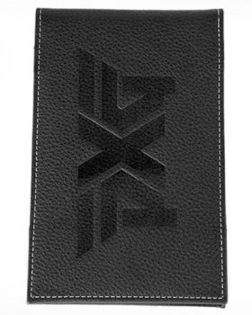 PXG Player's Yardage Book Cover - Black