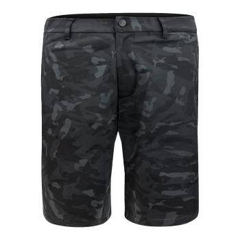 PXG Men's Fairway Camo Shorts - Black