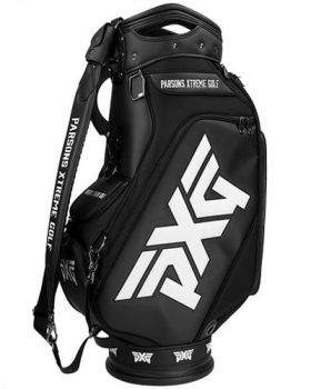 PXG Black Shadow Staff Bag