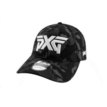 PXG Fairway Camo 9twenty Cap - Black