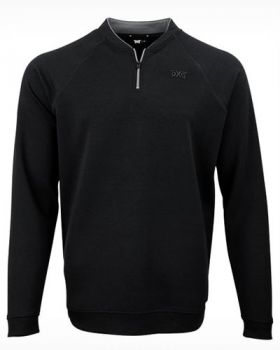 PXG Rugged Pullover Polo - Black