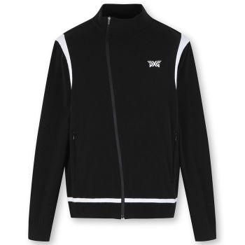 PXG Men's Winter Back Big Logo Sweater - Black