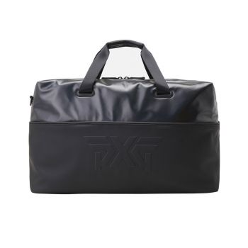 PXG Reflective Boston Bag - Black