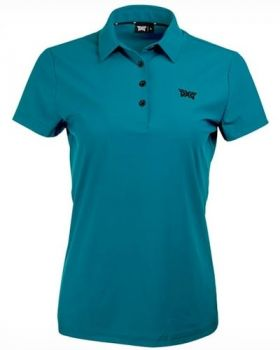 PXG Womens Kona Polo - Blue
