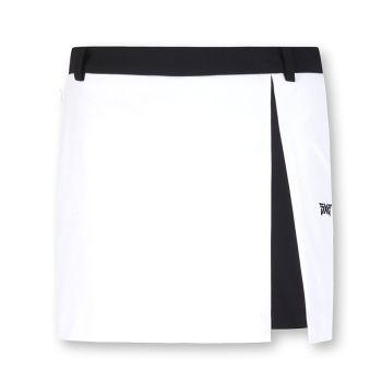 PXG Women's Two Tone Skirt - White