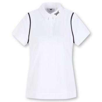 PXG Women's Tech Stretch Short Sleeve T-Shirt - White