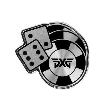 PXG The Gambler Golf Ball Marker
