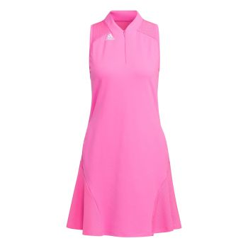 Adidas Women's Sport Performance Primegreen Dress - Screaming Pink