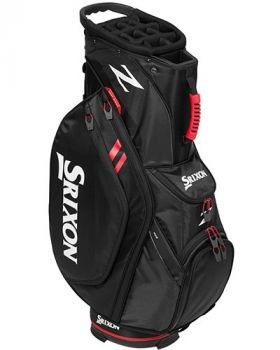 Srixon Z Four Cart Bag - Black