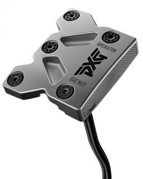 PXG Gen2 Operator Chrome S Neck Putter