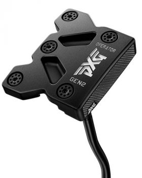 PXG Gen2 Operator Black S Neck Putter