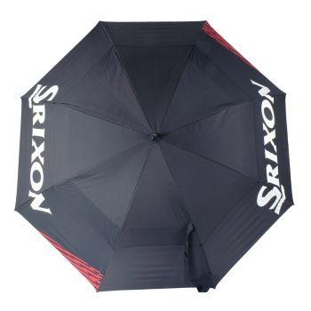 Srixon Golf Umbrella - Black/Red