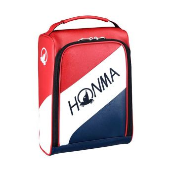 Honma Golf Shoes Case SC-12001 - Red/Navy