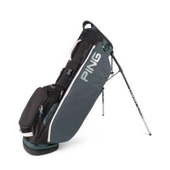 Ping Hoofer Lite Stand Bag - Slate/Black/White