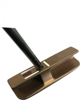"SeeMore Copper FGP Blade 35"" Putter"