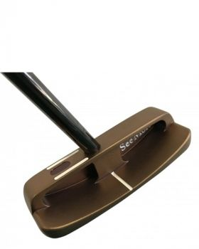 "SeeMore Copper PCB 35"" Putter"