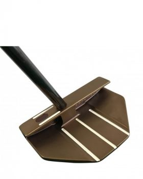 "SeeMore Copper Tri-Mallet 34"" Putter"