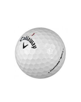 1 Dozen Callaway Chrome Soft Used Golf Balls