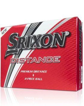 Srixon Distance Golf Balls - 1 Dozen