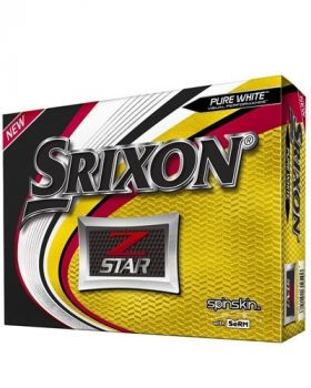 1 Dozen Srixon 2019 Z-Star Golf Balls or Buy 2 Dozen Get 6 Balls Free*