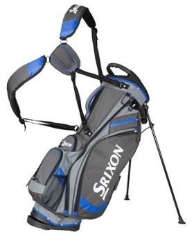 Srixon Performance Stand Bag - Grey/Blue