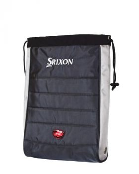 Srixon Golf Shoe Bag - Charcoal/Grey