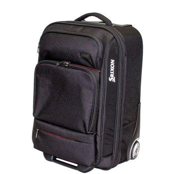 Srixon Rolling Carry-On Luggage Bag - Black