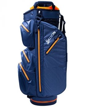 Srixon Ultradry Cart Bag - Navy/Red