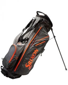 Srixon Nimbus U-Lite Stand Bag - Grey/Red