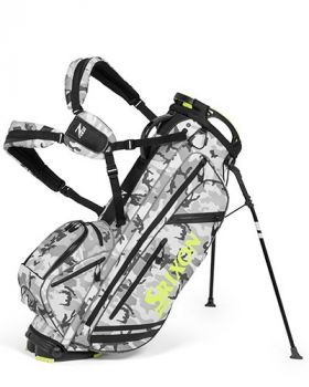 Srixon Z Four Stand Bag - Camouflage