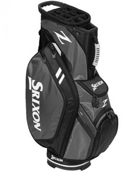 Srixon Z Four Cart Bag - Charcoal