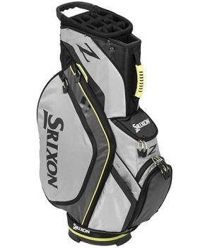Srixon Z Four Cart Bag - Grey/Tour Yellow
