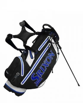 Srixon Tech Golf Stand Bag - Black/ Blue/ White