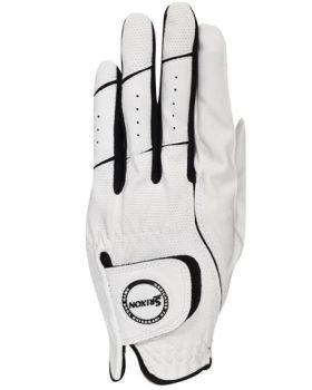 Srixon BallMark Glove Right Hand White (For the Left Handed Golfer)