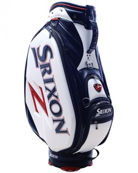 Srixon Tour Golf Staff Bag - White