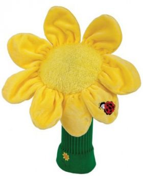 DAPHNE'S HEADCOVER FITSALL - SUNFLOWER
