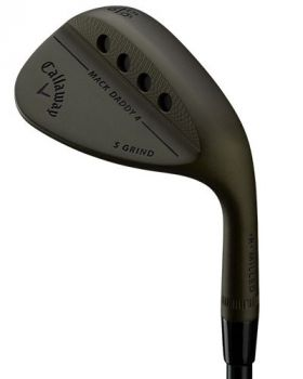 Callaway Limited Edition Mack Daddy 4 Tactical 60.10 SG Wedge