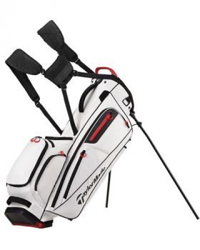Taylormade Flextech Golf Stand Bag - White