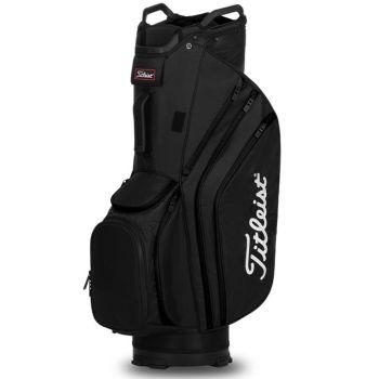 Titleist Cart 14 Lightweight Bag - Black